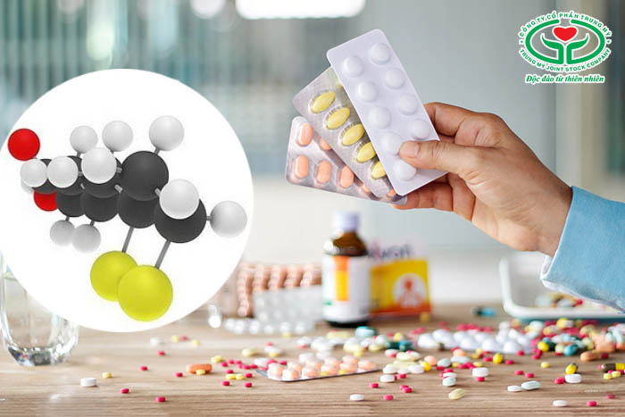 Alpha lipoic acid là thành phần quan trọng nhất trong thuốc bổ cho mắt đục dịch kính